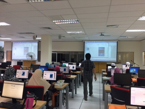 UNISZA iSpring Suite Training 2017