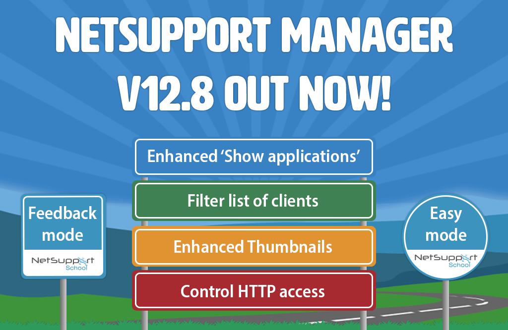Netsupport Manager v12.8